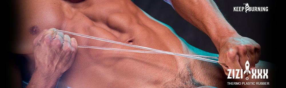 ZIZI: anillas para el pene, alargadores de testículos y plugs anales fabricados en la UE