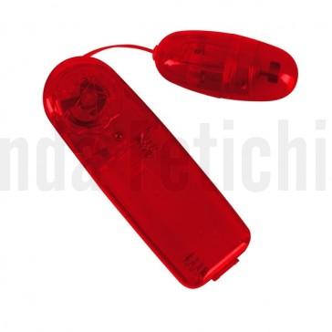 Bala Vibradora Roja