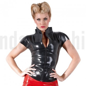 Camiseta de latex