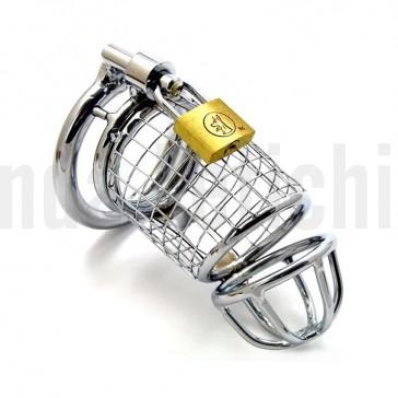 CB Luxe - Cinturon de castidad de acero
