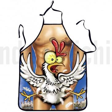 Delantal sexy pollo, delantales divertidos
