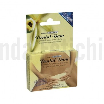 Dental Dam: Preservativo para sexo oral