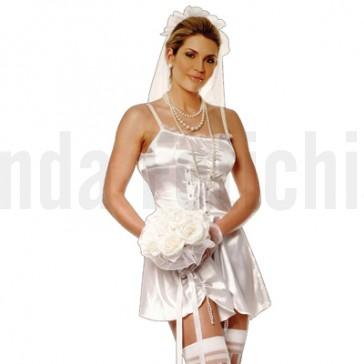 Disfraz de novia