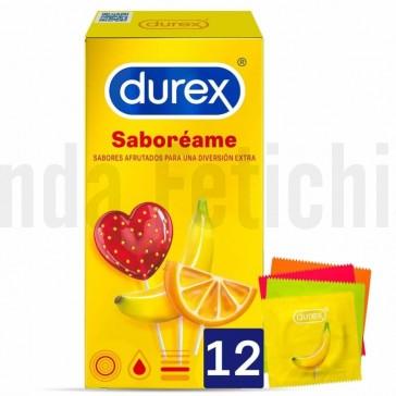 Preservativos sabores 12u.