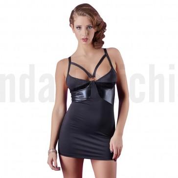 Mini Vestido Elástico