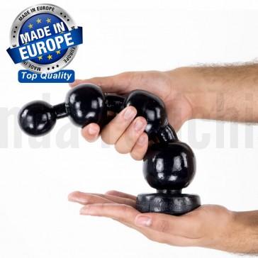 Plug anal con bolas