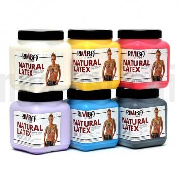 Latex natural liquido