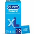Durex Natural XL 12U.