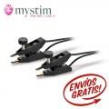 ⚡ Pinzas de electrosex Mystim