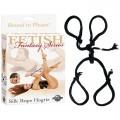 Silk Rope Hogtie