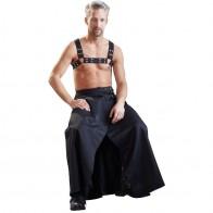 Falda larga para hombre
