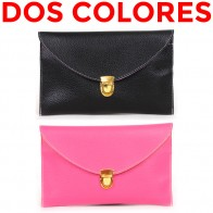 Bolso Clutch Retro