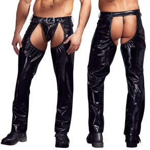 Pantalon Chap de Vinilo