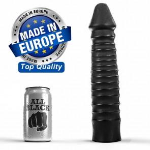 Dildo anal negro grande