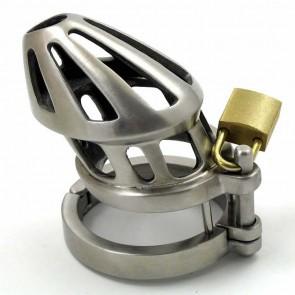Cinturon de castidad de acero inoxidavle