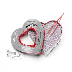 Juego corazon gay