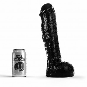 Dildo gigante All Black 34 Karsten