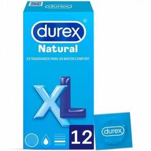 Durex natural XL 12u.