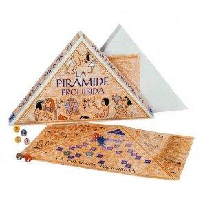 """Juego """"la piramide prohibida"""""""