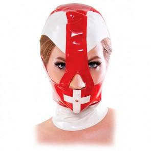 Mascara fetish de látex
