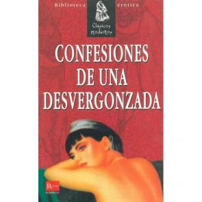 Libro erótico: Confesiones de una desvergonzada