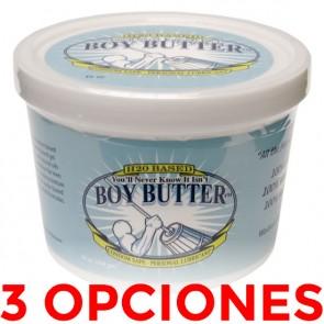 Lubricante en crema BoyButter