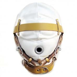 Mascaras BDSM: Mascara de aislamiento