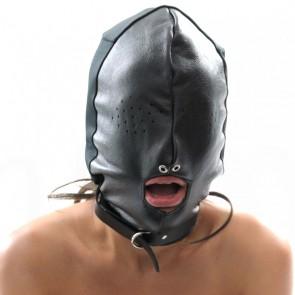Mascara cuero sumision