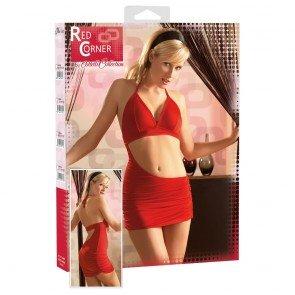 Vestido sexy rojo