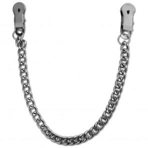 Pinzas con cadena para los pezones