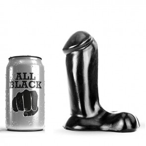 Plug dildo All Black 43