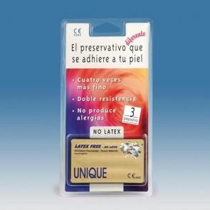 Preservativos sin látex