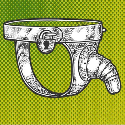 Cinturon de castidad